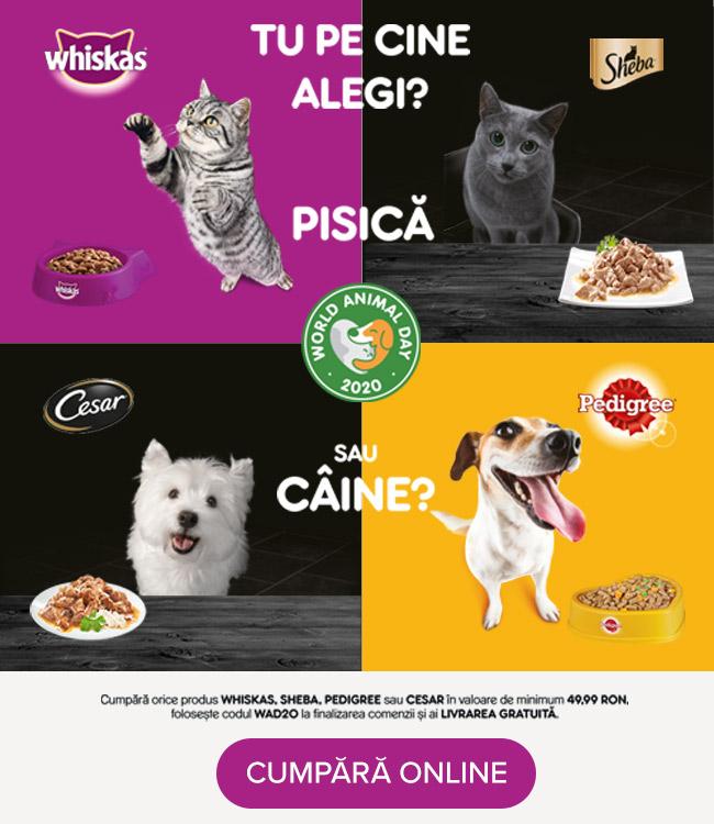 PetShop - Wiskas, Cesar, Sheba, Pedigree