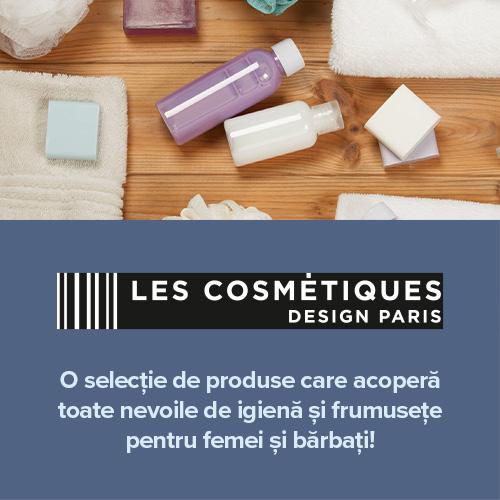 O selecție de produse care acoperă toate nevoile de igienă și frumusețe pentru femei și bărbați!