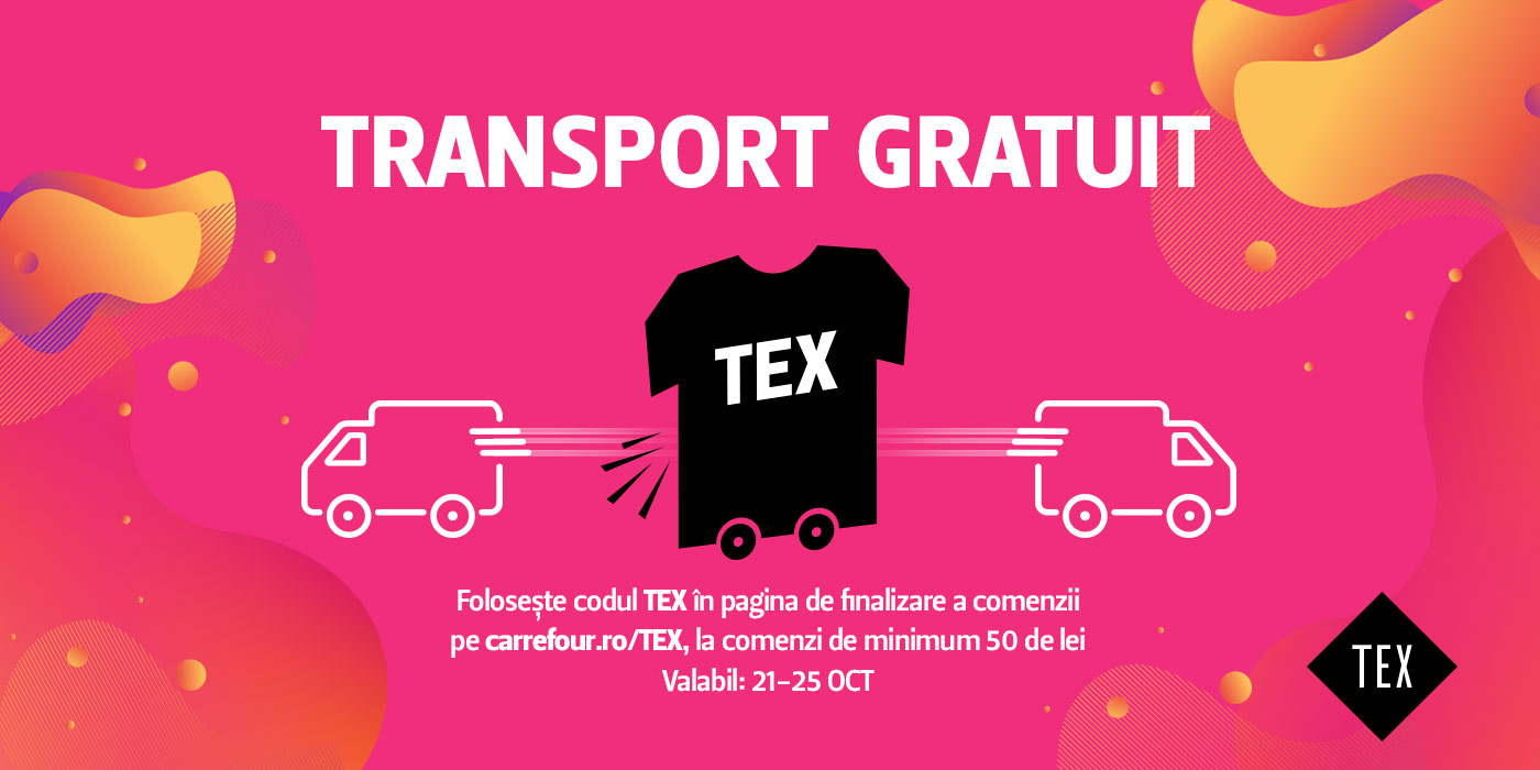 Transport Gratuit TEX