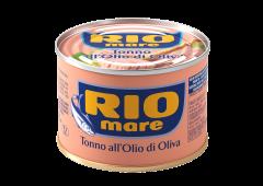 Ton in ulei de masline Rio Mare 80g