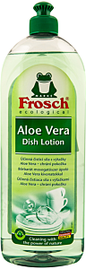 Detergent lichid de vase cu aloe vera Frosch 750ml