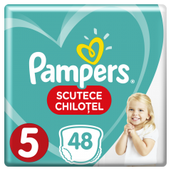 Scutece chilotei Pampers Pants 12-18 kg 48 buc