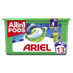 Detergent capsule Ariel All in One PODS Active Deo+ 13 spalari