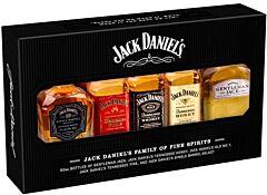 Pachet Whiskey Jack Daniel's 5x0,05 l