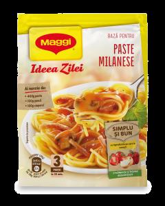 Amestec pentru sos spaghete milanese Maggi Ideea Zilei 55g