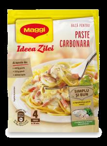 Amestec pentru sos spaghete carbonara Maggi Ideea Zilei 40g