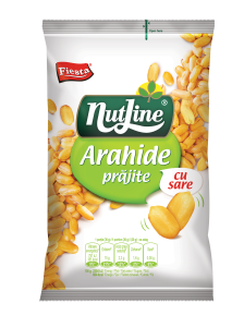 Arahide Prajite cu sare Nutline (Fiesta)  300g