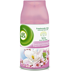Rezerva spray automat cu parfum de Magnolie si Flori de cires Air Wick 250ml