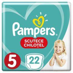 Scutece chilotel Pampers Pants, Marime 5, 12-17 kg, 22 buc