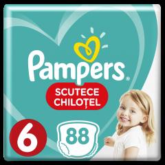 Scutece chilotel Pampers Pants Mega Pack, Marime 6, 15+ kg, 88 buc