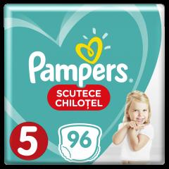 Scutece chilotel Pampers Pant, 96 bucati, 5 Junior, 12-18 kg