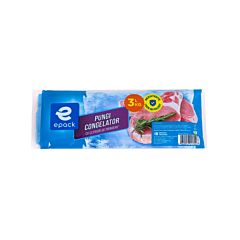 Pungi congelator Epack 3L, 50 buc