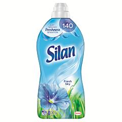 Balsam de rufe Silan Fresh Sky 72 spalari 1,8L