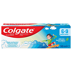 Pasta de dinti Colgate Smiles Junior 6+ 50ml