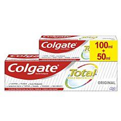 Pasta de dinti Colgate Total Original 100ml + 50ml gratis