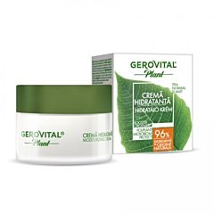 Crema hidratanta Poliplant Microbiom Protect Gerovital Plant 50ml