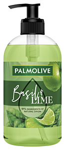 Sapun lichid Palmolive Botanical Dreams Basil & Lime 500ml
