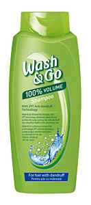 Sampon Wash&Go antimatreata, 200 ml