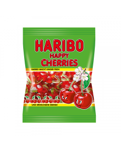 Jeleuri gumate Haribo Happy Cherries 200g