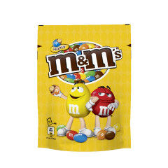 Arahide glazurate m&m'S 200g
