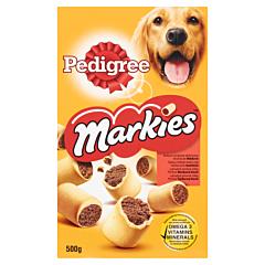 Hrana complementara pentru caini adulti Pedigree Markies 500g