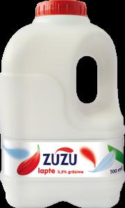 Lapte integral Zuzu 500ml