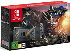 Consola Nintendo Switch - Monster Hunter Rise