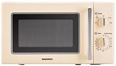 Cuptor cu microunde Daewoo KOR-6S20C-1, 20 Litri, 700 W, Bej