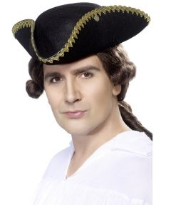 Palarie toreador muschetar pirat