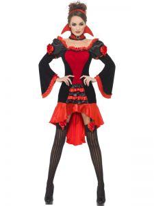 Costum vampirita Halloween   S