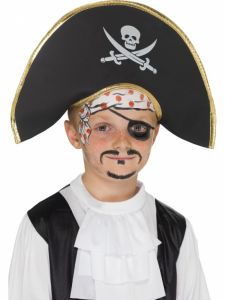 Palarie pirat copil