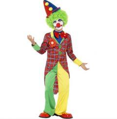 Costum clovn copii   120 cm (5-6 ani)