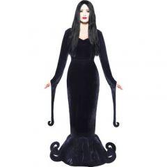 Costum Familia Addams  Morticia   M