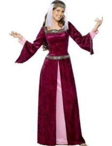 Costum medieval Lady Adelaide   L