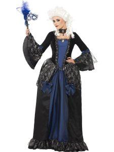 Costum epoca Baroque Beauty   L