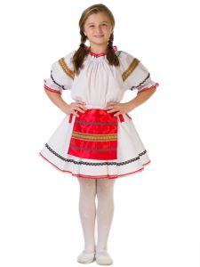 Costum national popular Ana   120 cm (5-6 ani)