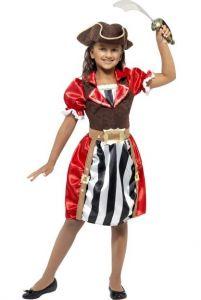 Costum Piraterita Copii   130 cm (6-7 ani)