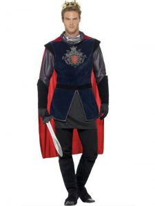 Costum medieval Regele Arthur   XL