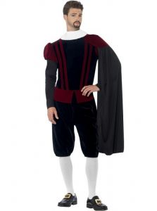 Costum medieval Tudor   M