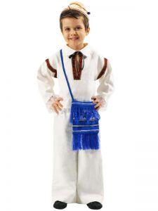 Costum popular baieti maramures   140 cm (8-10 ani)