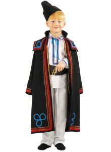 Haina populara baieti Muntenia    130 cm (6-7 ani)