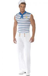 Costum marinar francez Fever   M