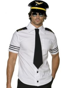 Costum pilot carnaval Fever    M