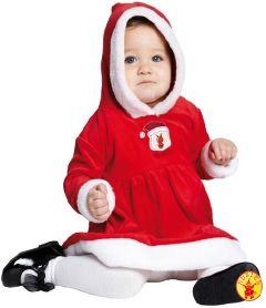 Costum Mini Craciunita bebe    86 cm (16-22 luni)