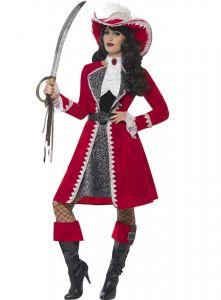 Costum Capitanul Hook dama    M