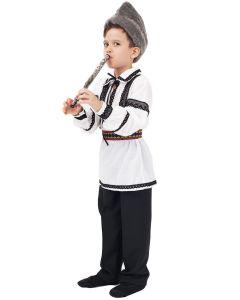 Costum popular baieti Gheorghita   140 cm (8-10 ani)