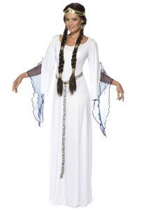Costum medieval domnita Adela   L