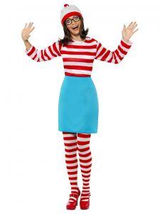 Costum Wenda din Unde este Wally
