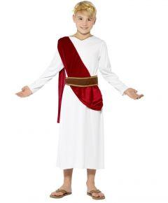 Costum imparat roman copii   130 cm (6-7 ani)