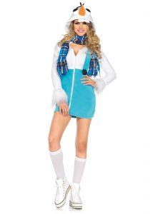 Costum om de zapada Olaf Leg Avenue   S